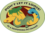 don't let it loose logo