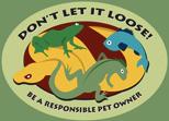 don't let it loose logo